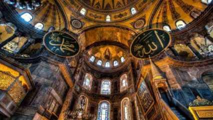 Ayasofya yeniden ibadete açılıyor! Peki içerideki mozaikler ne olacak?
