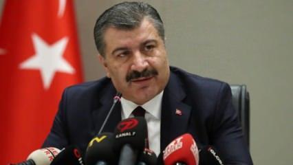 Bakan Koca'dan ezber bozan uyarı: Bin kişi koronavirüse yakalanacak!