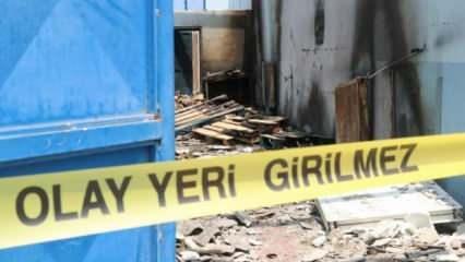Bakan Soylu'dan Sakarya'daki patlamayla ilgili son dakika açıklama