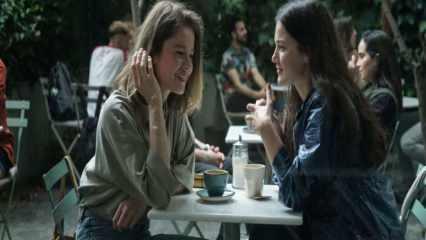 Burcu Biricik ve Pınar Deniz aynı filmde!