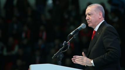 Cumhurbaşkanı Erdoğan'dan Srebrenitsa açıklaması