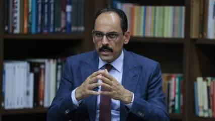 Cumhurbaşkanlığı'ndan çok önemli Libya açıklaması