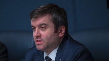 Dışişleri Bakan Yardımcısı Kıran'dan UNESCO'ya cevap