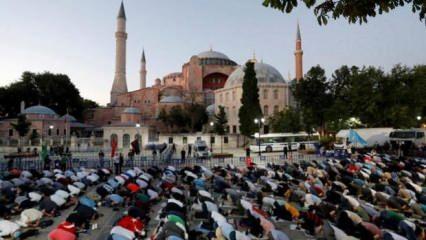 Dünya Kiliseler Birliği'nden Ayasofya tepkisi: Acı ve dehşet duyuyoruz