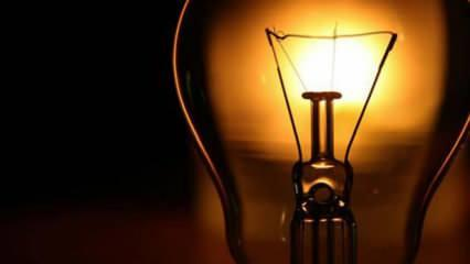 Elektrik ne zaman gelecek? İstanbul 8 Temmuz elektrik kesintinin yaşanacağı ilçeler