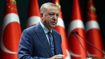 Erdoğan yerli savaş uçağı için tarih verdi