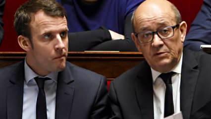 Fransa'dan bomba Libya açıklaması! Hafter'e desteğe DEAŞ bahanesi