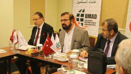 Mustafa Karataş'tan Ayasofya paylaşımı