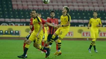 İstanbulspor kazandı ve ligde kalmayı garantiledi