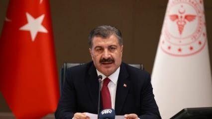 """CHP'li Kesici'nin """"Bilim Kurulu üyeleri para alıyor"""" iddialarına Bakan Koca'dan sert yanıt"""