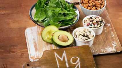 Magnezyum eksikliği belirtileri nelerdir? Hangi besinler magnezyum eksikliğine iyi gelir?