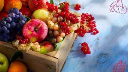 Meyvelerin kararmasını önlemek için ne yapılır?