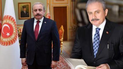 Mustafa Şentop kimdir? TBMM başkanı Mustafa Şentop yaşı ve biyografisi...