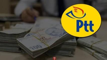"""PTT'den düşük faizli kredi: """"PTT SMS Kredi"""" hizmetiyle 60 ay vadeli kredi verecek!"""