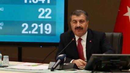 Sağlık Bakanı Koca'dan son dakika kısıtlama açıklaması