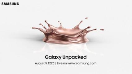 Samsung Unpacked etkinliği başlıyor