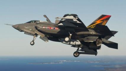 Türkiye'nin adını sildiler! ABD'den tepki çekecek F-35 kararı