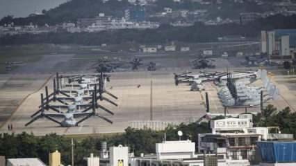 ABD'nin Okinawa üssündeki korona vakaları artıyor