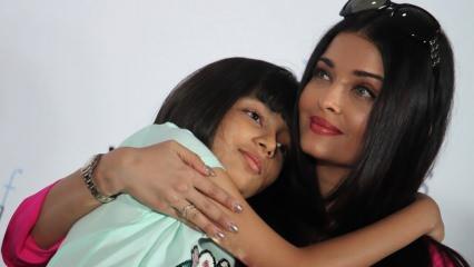 Aishwarya Rai ve 8 yaşındaki kızı corona virüse yakalandı