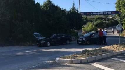 AK Parti Milletvekili Tamer Akkal trafik kazası geçirdi!