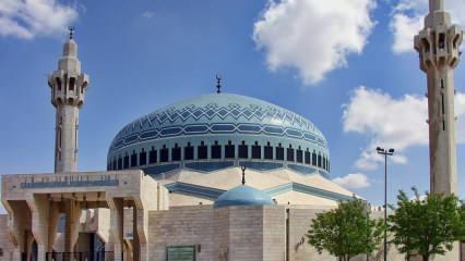 Amman nerede ve nasıl gidilir? Amman Ürdün'de gezilecek yerler
