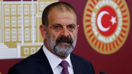 HDP'li Tuma Çelik partisinden ihraç edildi