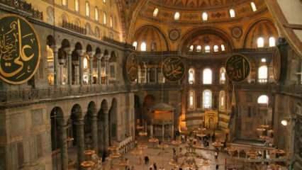 Ayasofya'daki mozaik ve ikonlar ne olacak?