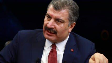 Bakan Fahrettin Koca: Risk analistleri aranıyor