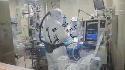 Güney Kore: Remdesivir verilen her üç hastadan birinin durumu iyiye gitti