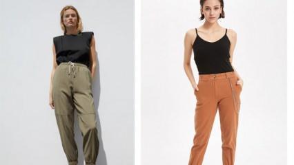 Jogger pantolon nedir? Jogger pantolonlar için kombin önerileri
