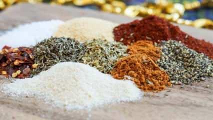 Kajun baharatı (Patates baharatı) nedir ve nerede kullanılır? Patates baharatı yapımı