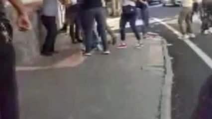 Minibüste öksürük kavgası sokağa taştı