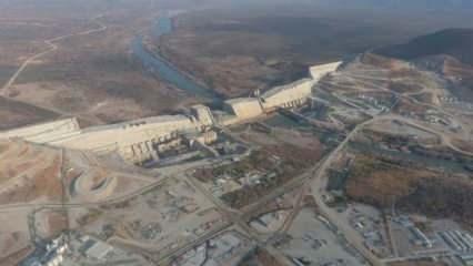 Hedasi Barajı gerilimi arttı! Mısır'dan acil açıklama talebi!