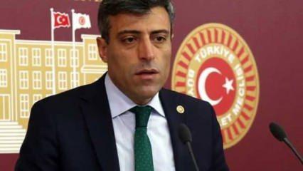 Öztürk Yılmaz'dan yeni parti açıklaması