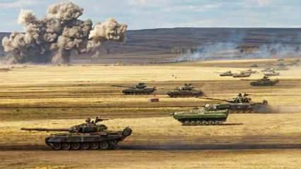 Ermenistan-Azerbaycan sınırında dehşete düşüren gelişme! Çok sayıda şehit var