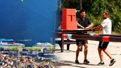 Survivor 2020 finalinin yapılcağı Galataport nerede? Galaport İstanbul'un neresinde yer alıyor?
