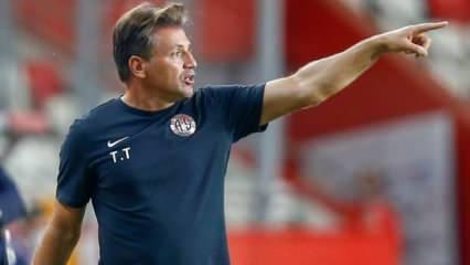 Süper Lig ekibinde sürpriz ayrılık!