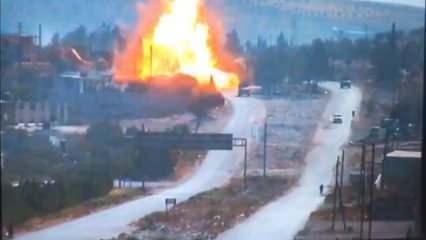 Türk-Rus devriyesine bombalı saldırı! Türkiye'den de açıklama