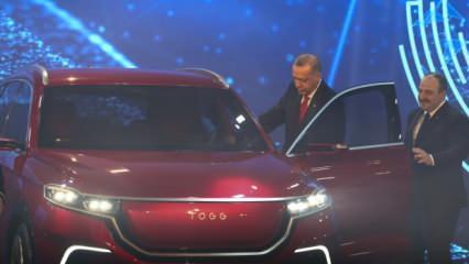 Yerli otomobil inşaatının temelini Erdoğan atacak