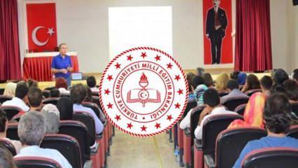 Ağustos ve Eylül ayı öğretmen seminerleri ne zaman başlayacak? MEB öğretmen seminerleri tarihi