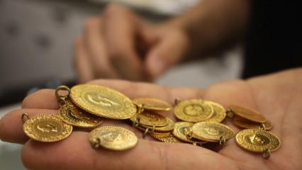 Çeyrek altın için kritik tahmin: 950 TL olabilir!