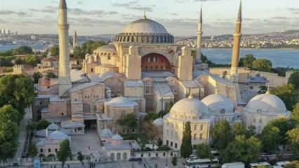 Ayasofya Cami-i Şerifi, Kur'an-ı Kerim tilavetleriyle açılacak