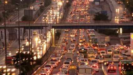 Ayasofya nedeniyle İstanbul'daki kapalı yollara dikkat!
