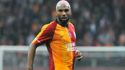 Galatasaray'da Ryan Babel krizi!
