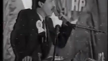Başkan Erdoğan'ın 1986'daki sözleri gündeme damgasını vurdu