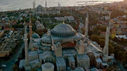Bu yollara dikkat! Ayasofya Camii açılışı için kapatılacak