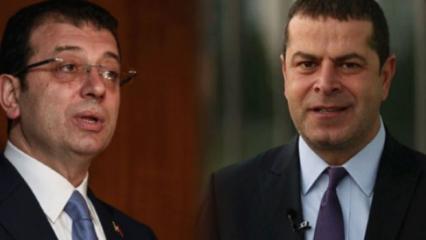 Cüneyt Özdemir Ekrem İmamoğlu'na sert Ayasofya eleştirisi