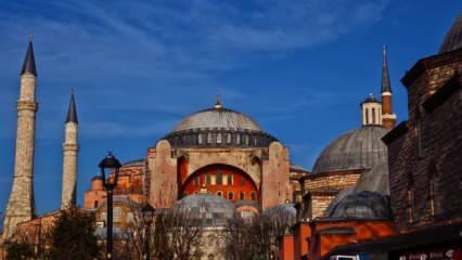 Diyanet İşleri Başkanı Erbaş'tan son dakika Ayasofya açıklaması