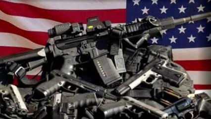 ABD, 2020 yılında 175 milyar dolarlık silah satışı gerçekleştirdi