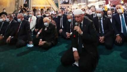 İsrail'i panik sardı! 'Erdoğan'ı dinlerken ben bile ürperdim, kimse hafife almasın'